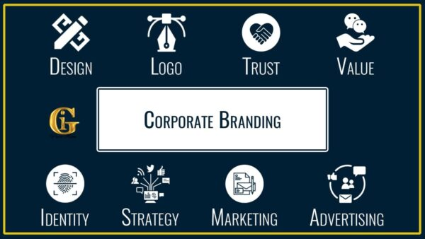 Corporate branding services