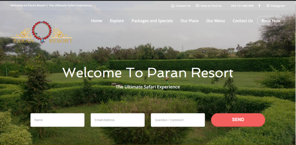 Paran Resort Hotel