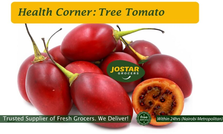 Health benefits of tree tomato
